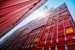 Survey on risk management in the logistics industry