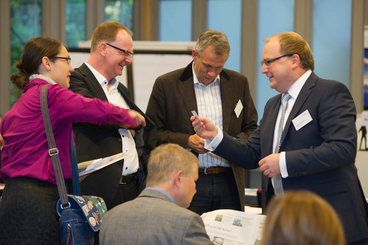 Networking beim RiskNET Summit 2015