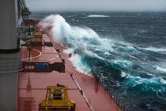 Veränderte Risikolandkarte der Seefahrt
