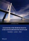 Jürgen Faik: Statistik für Wirtschafts- und Sozialwissenschaftler, Wiley Verlag, Weinheim 2015, 412 Seiten, 19,99 Euro, ISBN 978-3-527-53038-0.