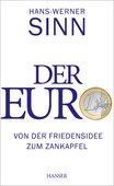 Hans-Werner Sinn: Der Euro – Von der Friedensidee zum Zankapfel, Hanser Verlag, München 2015, 535 Seiten, ISBN 978-3-446-44468-3