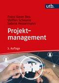 Franz Xaver Bea   Steffen Scheurer   Sabine Hesselmann (2020): Projektmanagement, 3. vollständig überarbeitet und erweiterte Auflage, UVK Verlag (utb), München 2020, 724 Seiten, ISBN: 978-3-8252-8706-1