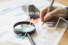 Risk Management und Corona-Krise: Halt im Pandemie-Szenario