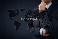 Lehren aus der Finanzkrise: Lösung für Too-Big-To-Fail-Problem?