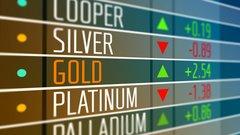 Handelskonflikt dämpft Rohstoffpreise
