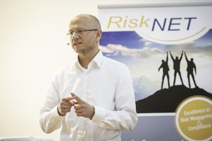 Jochen Derrer, Head of Enterprise Risk Management at the adidas Group, highlights a method of effectively linking risk management to corporate strategy.