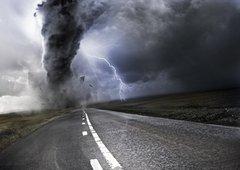 Gewitterstürme, Zyklone und Hitzewellen