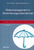 Frank Romeike, Matthias Müller-Reichart (2020): Risikomanagement in Versicherungsunternehmen - Grundlagen, Methoden, Checklisten und Implementierung, 3. Auflage, Wiley Verlag, Weinheim 2020.