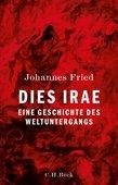 Johannes Fried: Dies irae. Eine Geschichte des Weltuntergangs, 352 Seiten, C.H. Beck Verlag, München 2016.