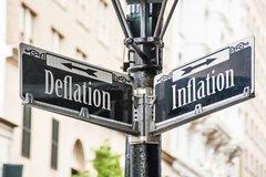 Steigt die Inflation oder fällt sie?
