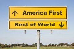 Negativer Einfluss der Trump-Regierung auf die Weltwirtschaft
