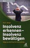 Stefan Burk/Hubertus Bange: Insolvenz erkennen - Insolvenz bewältigen, Wege aus der Krise für Unternehmer, C.H. Beck Verlag, München 2014, 203 Seiten, 19,80 Euro, ISBN 978-3-406-66872-2