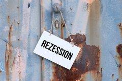 Rezession mit historischem Ausmaß