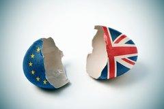 Brexit: Ruhe vor dem (Insolvenz-)Sturm