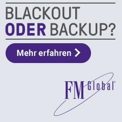 Blackout oder Backup?