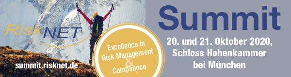 RiskNET Summit 2020 | 20.-21. Oktober 2020