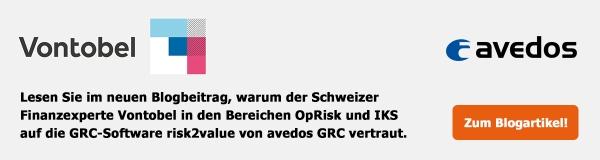 OpRisk und IKS bei der Bank Vontobel