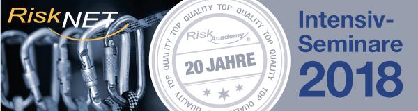 Seminare der RiskAcademy