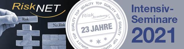 RiskAcademy Training 2021