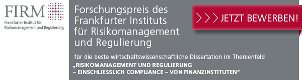 FIRM Forschungspreis 2016