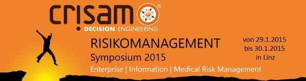 CRISAM Risikomanagement Symposium 2015