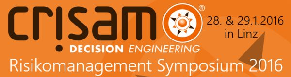 CRISAM Risikomanagement Symposium