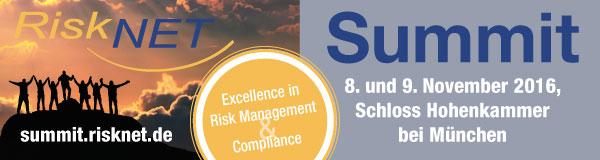 RiskNET Summit 2016